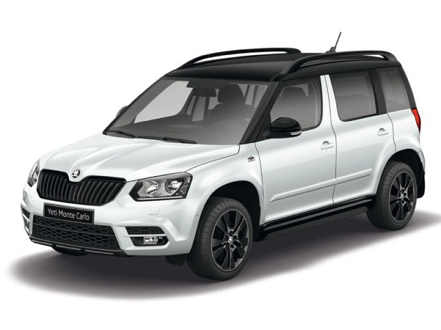 skoda citigo und yeti in monte carlo ausstattung auto. Black Bedroom Furniture Sets. Home Design Ideas
