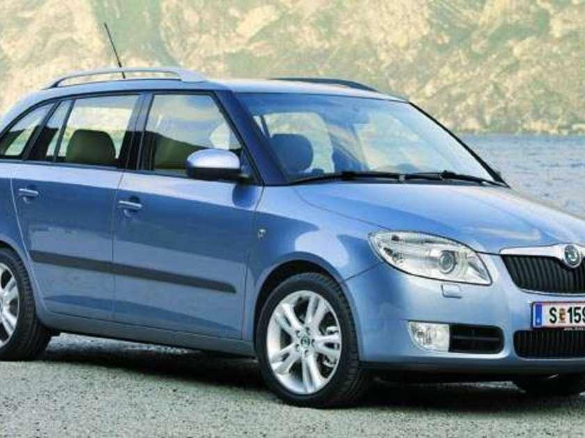 der neue skoda fabia combi : vorverkauf gestartet ::: auto-motor.at :::