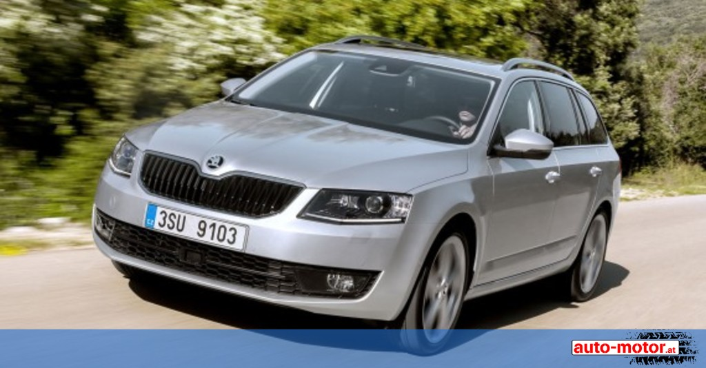 skoda octavia mit neuem 3 zylinder motor auto. Black Bedroom Furniture Sets. Home Design Ideas