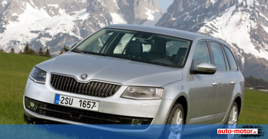der neue skoda octavia combi fahrbericht auto. Black Bedroom Furniture Sets. Home Design Ideas