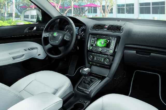 Das neue Skoda Octavia Modell 2009 ::: auto-motor.at :::