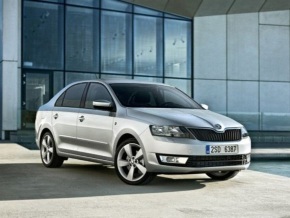 Skoda Rapid 90 PS TDI