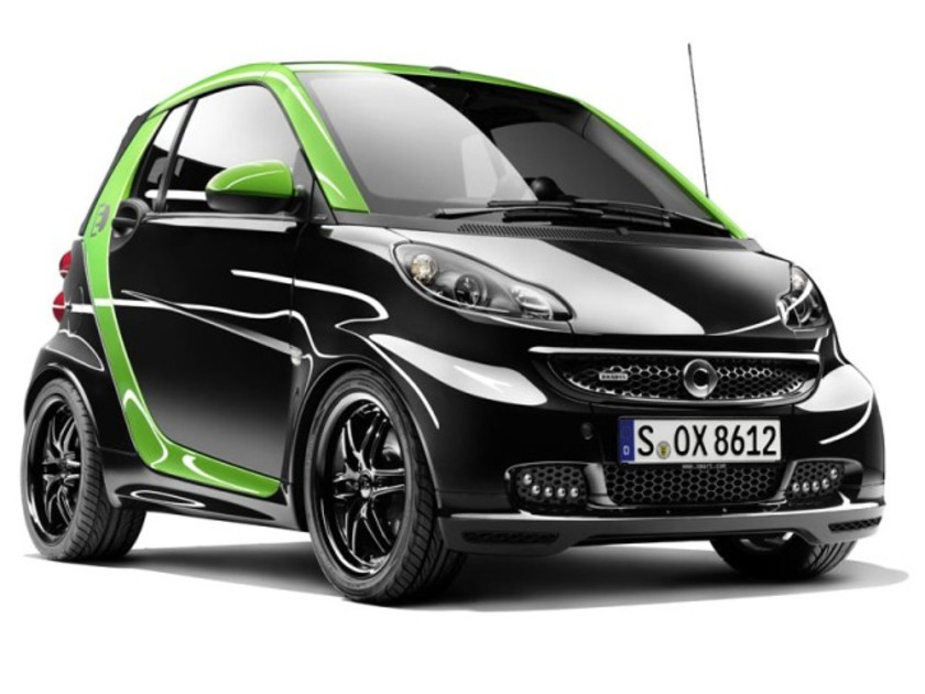 Genf 2012 smart zeigt brabus electric drive ebike 001