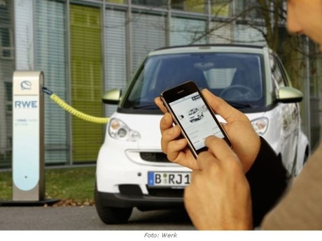 Smart Fortwo Electric Drive – schon gefahren