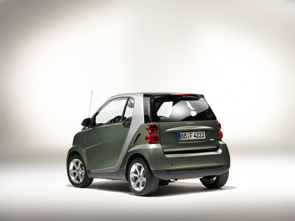 Smart fortwo edition limited one hi