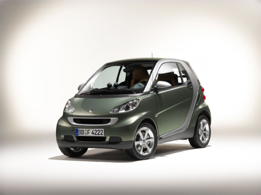 Smart fortwo edition limited one vo
