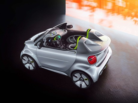 Showcar smart forease 003