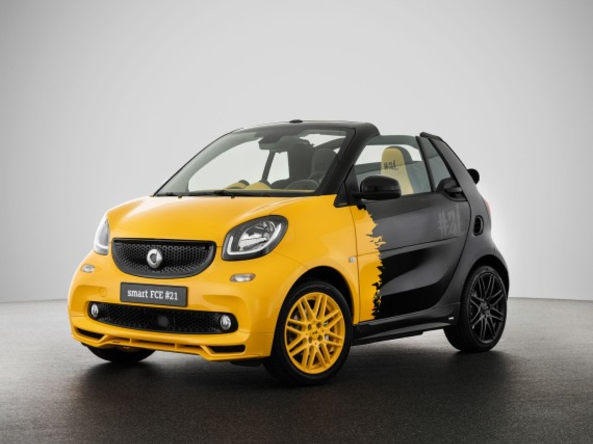 Sonderedition vom Smart fortwo