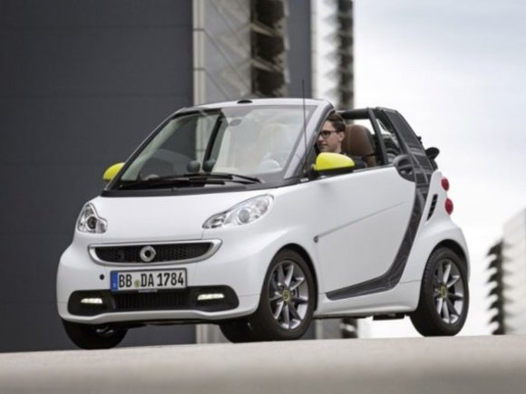 Smart fortwo edition BoConcept