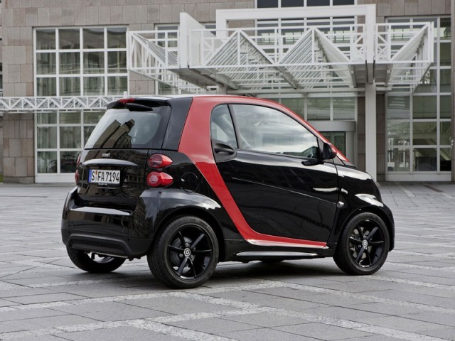 Neu smart fortwo edition sharped 003