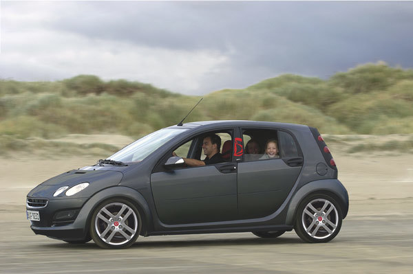 Bellybutton smart forfour 1