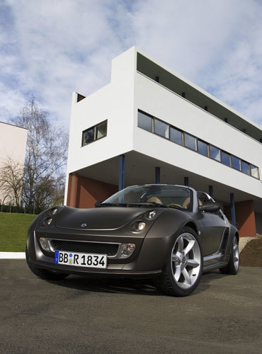 Smart roadster collectors edition