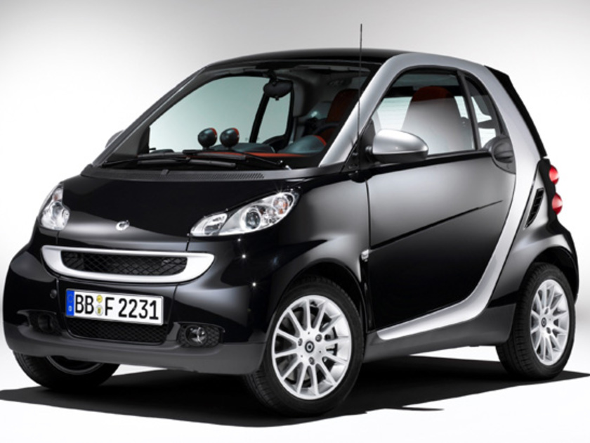 Smart fortwo 2007 coupe