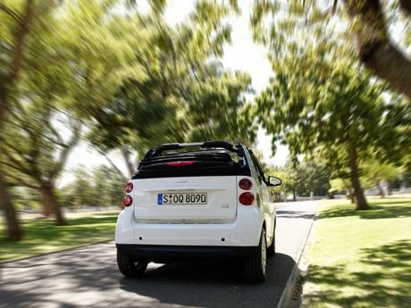 Smart fortwo cdi 2010 4