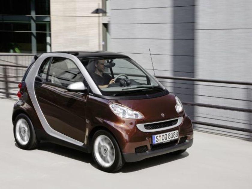 Smart fortwo edition highstyle 1