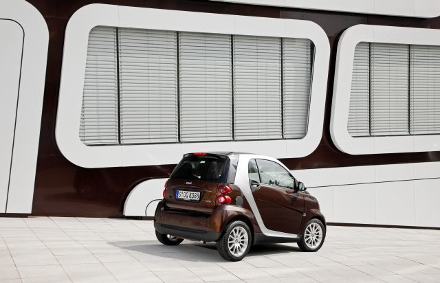 Smart fortwo edition highstyle 4