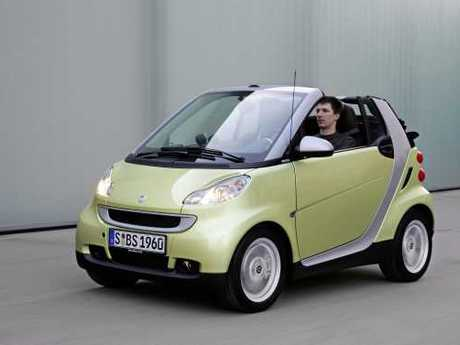 Smart edition limited green 1