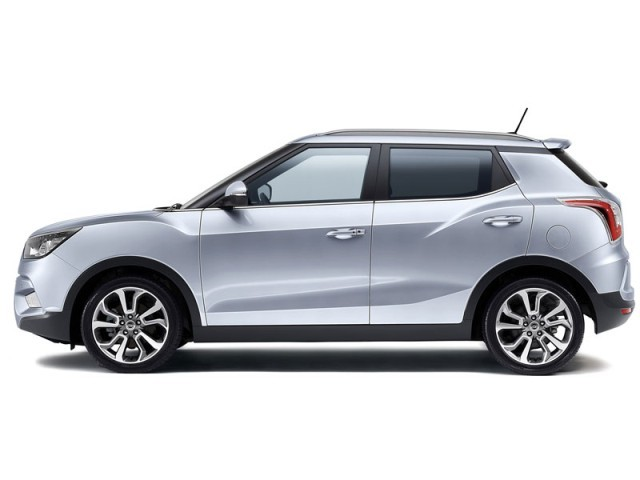 Premiere fuer ssangyong tivoli 002