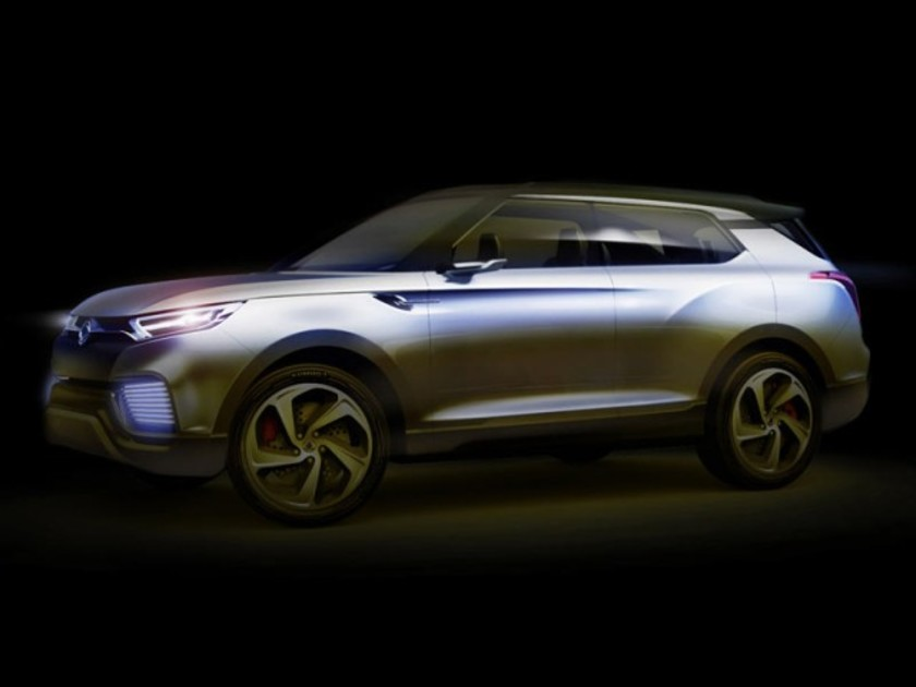 Ssangyong zeigt neues concept car genf 001