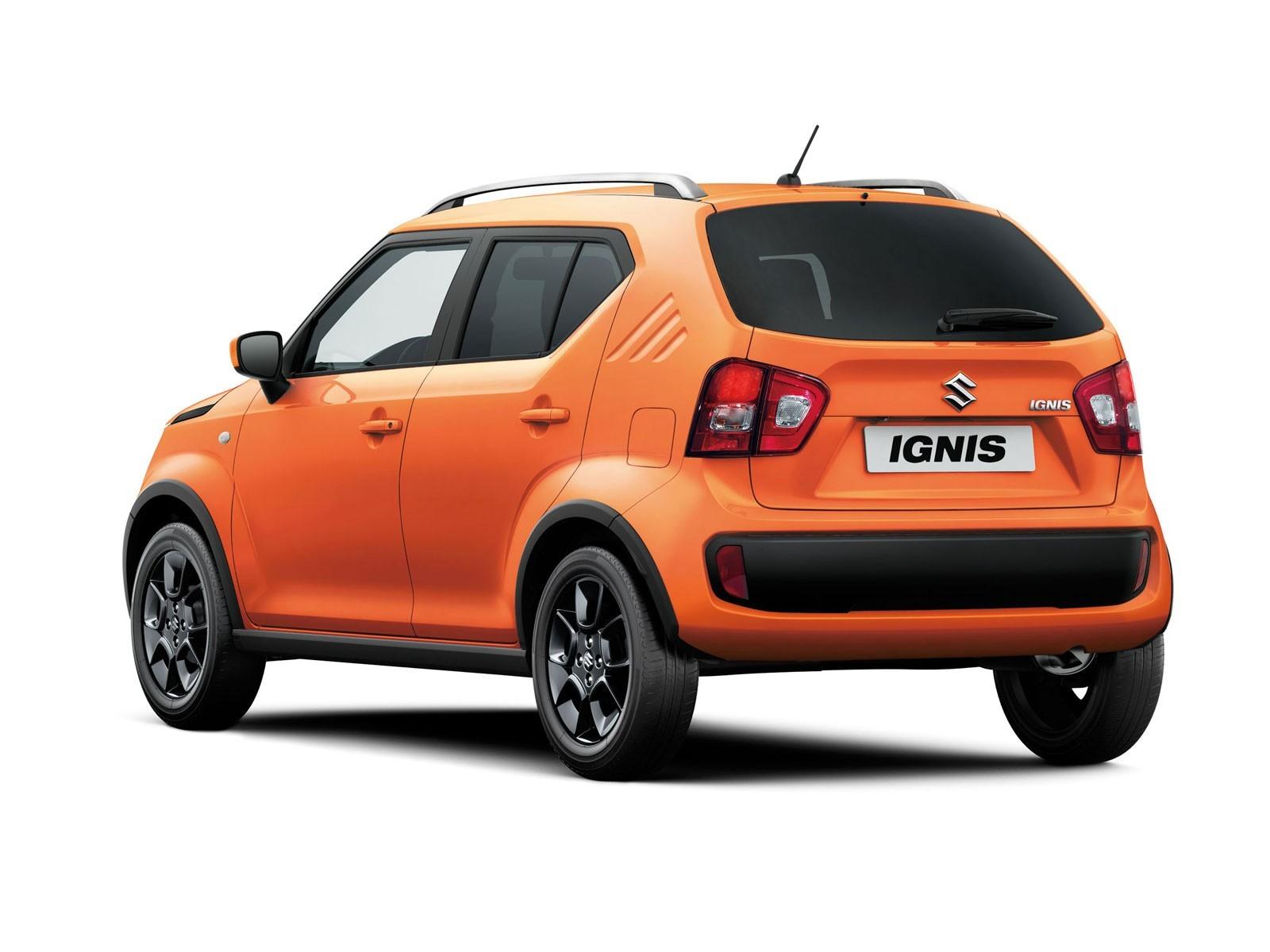 Der Neue Suzuki Ignis 002
