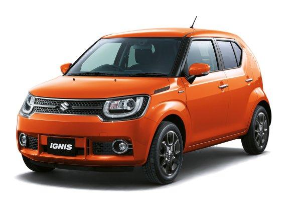 Foto Suzuki Zeigt Neuen Ignis Tokio 001 Vom Artikel Neues Modell Premiere In Auto Motorat