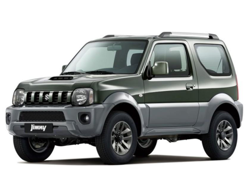 Facelift Fuer Suzuki Jimny 001