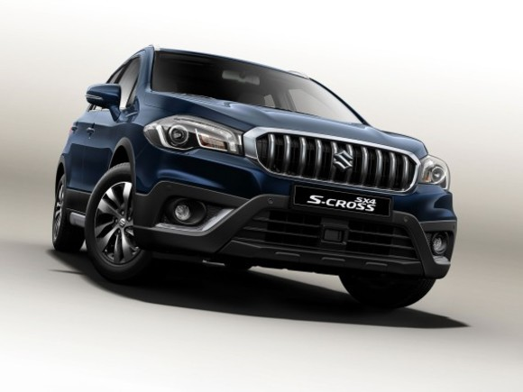 Gelifteter Suzuki SX4 S-Cross startet im September