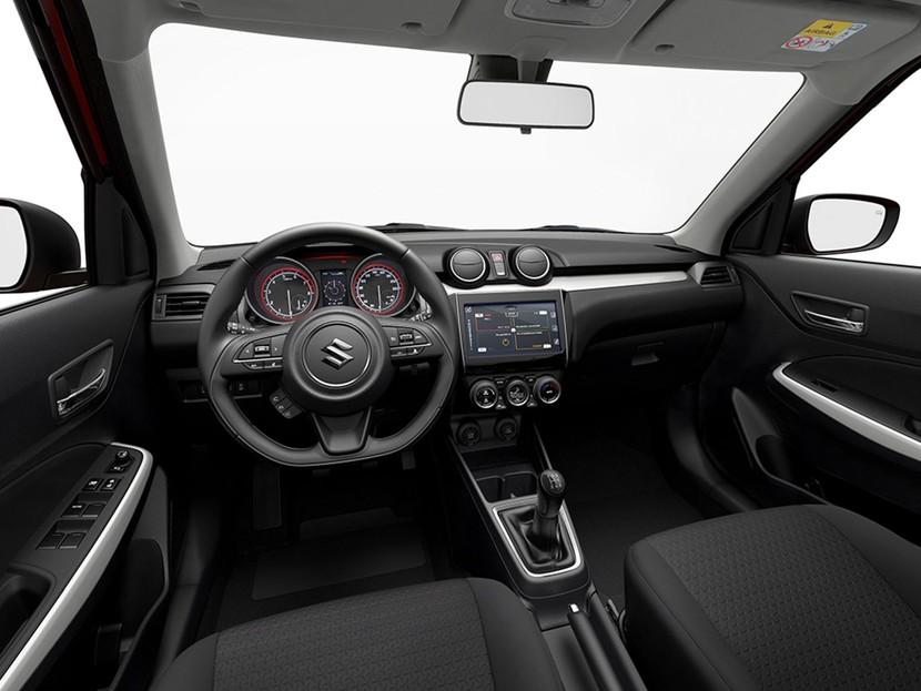 Der Neue Suzuki Swift 004