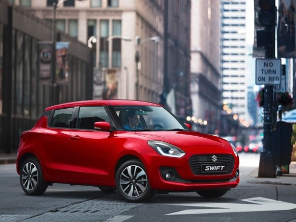 Design Award für den Suzuki Swift