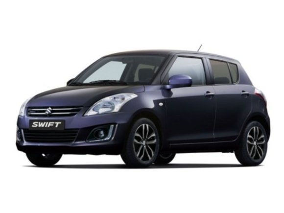 Suzuki Swift Sondermodell
