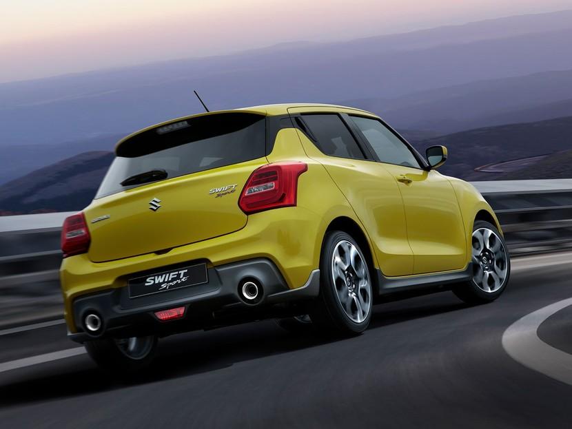 Der Neue Suzuki Swift Sport 002