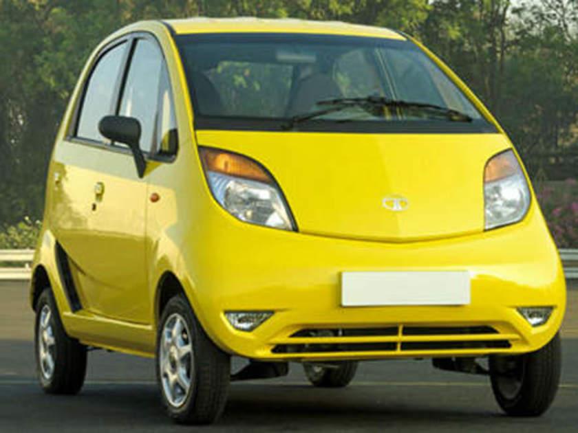 Tata Nano : Billigstes Auto der Welt kostet 1.700 Euro ::: auto ...