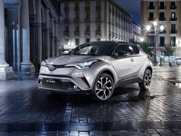 Toyota C-HR startet als Limited Edition