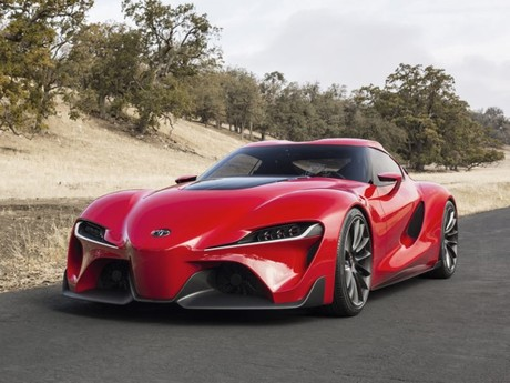 Concept car toyota ft 1 001