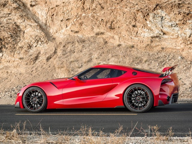 Concept car toyota ft 1 004
