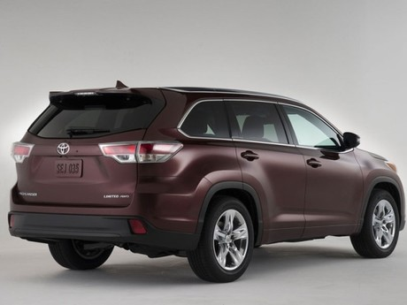 New york 2013 neuer toyota highlander 002