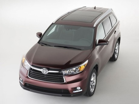New york 2013 neuer toyota highlander 006