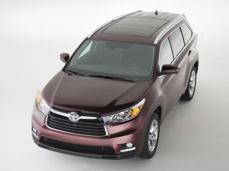 New york 2013 neuer toyota highlander 009