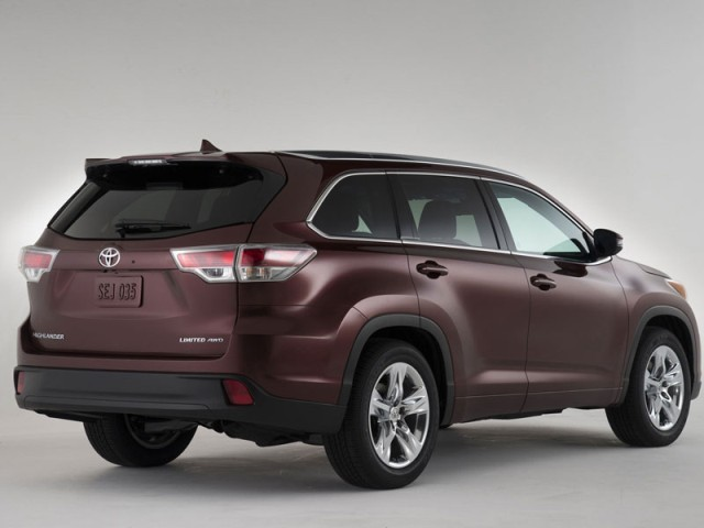 New york 2013 neuer toyota highlander 011