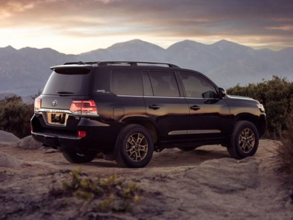 Toyota Land Cruiser Heritage Edition