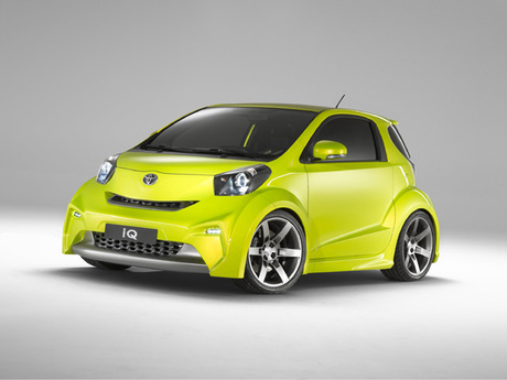 Toyota iq sports