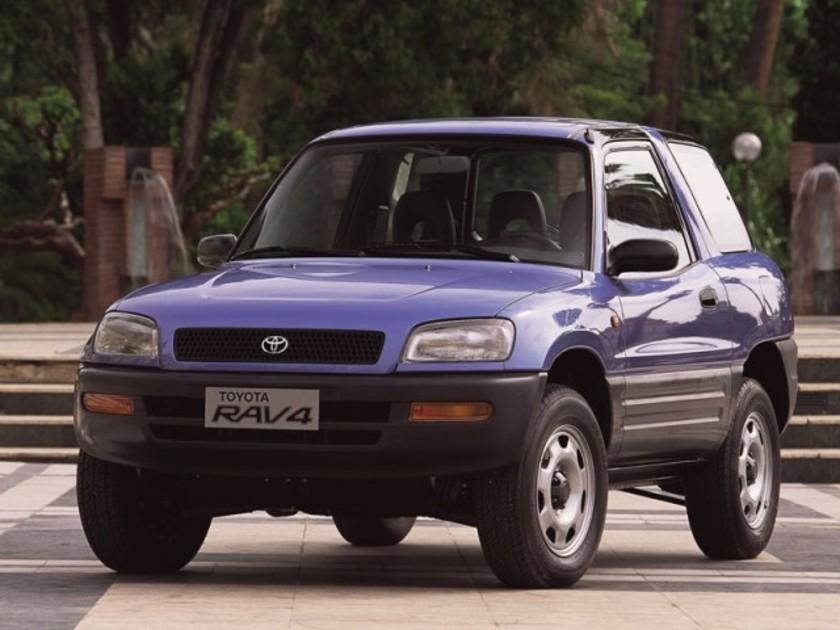 20 jahre toyota rav4 auto - Toyota rav4 2eme generation 3 portes ...