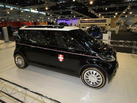 Auto 2011: VW Messe-Stand