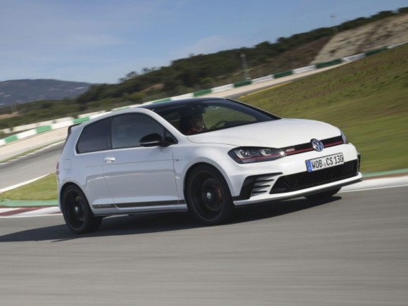 VW Golf GTI Clubsport ab sofort bestellbar