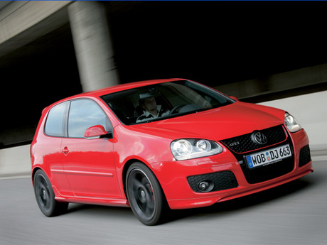Golf gti edition 30 vorne
