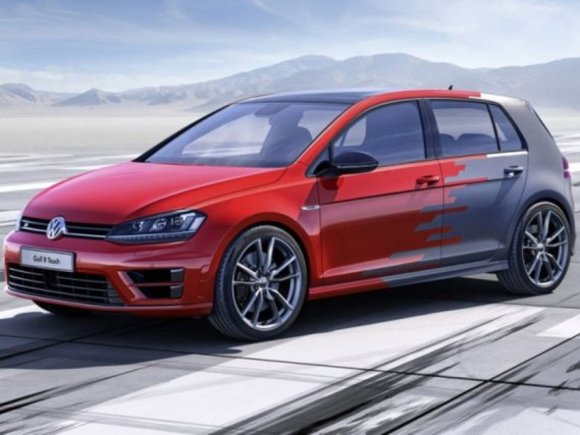 Golf R Touch