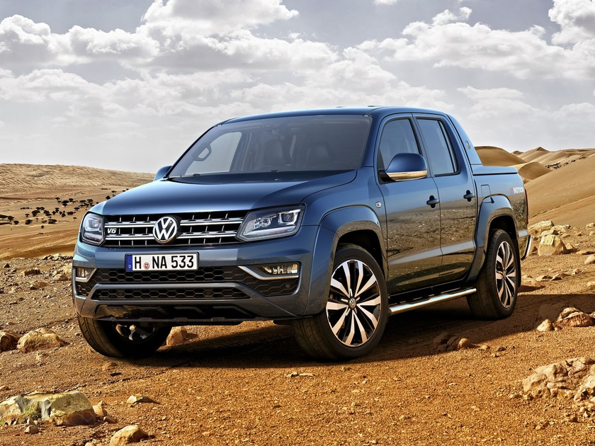 vw amarok facelift und neuer motor f r den pickup auto. Black Bedroom Furniture Sets. Home Design Ideas