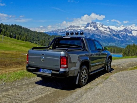 VW Amarok Canyon im Test