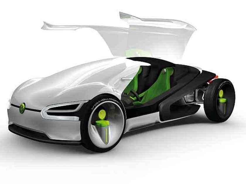 VW gibt Einblicke in die Auto-Zukunft ::: auto-motor.at :::