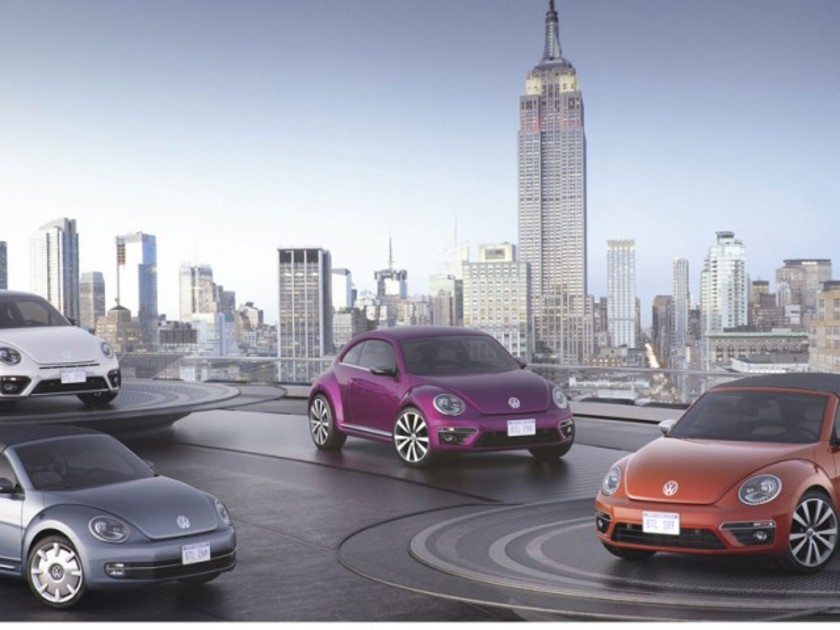 Vw zeigt vier beetle concept cars new york 001